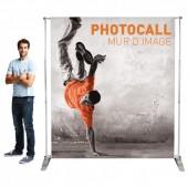 Photocall (Mur d'image)