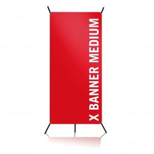 x banner medium